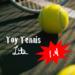 Toy Tennis Lite